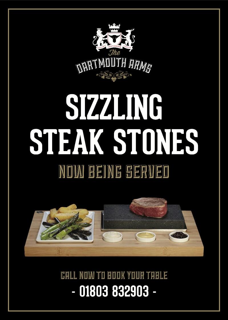 DA Steak Stone